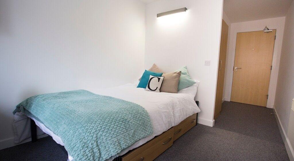1 bed ensuite room Kelvingrove