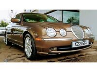 Jaguar S Type 3.0 V6 *PRICE REDUCED* *FULLY LOADED* *58000MILES* *IMMACULATE CONDITION* *1 YEAR MOT*