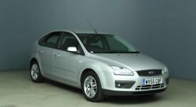 Ford Focus 2.0 L Ghia 5dr 2005, Long MOT 12 Months