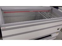 Used Commercial deep freezers for sale; presently in use and In excellent working condition.