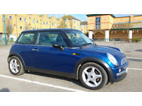 2002 MINI COOPER. Automatic transmission