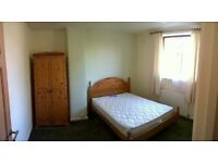 a double room to rent who are quiet and friendly