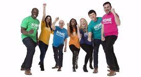 HOME Fundraising - Door to Door Fundraising positions, £7.20-£10 ph with uncapped weekly bonus!