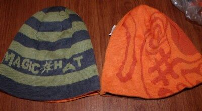 MAGIC Hat  BEER BEANIE Hat Very Hard to Find! New