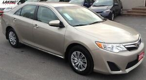 2014 Toyota Camry LE_BACKUP_CAMERA_BLUETOOTH_POWER_GROUP