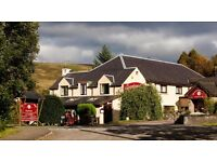 General Assistants Required for Busy Hotel and Restaurant