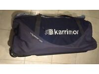 Karrimor Voyager 100 Wheeled Bag - UNUSED