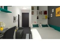 STUDENT ROOM TO RENT IN GLASGOW, EN-SUITE WITH OWN ROOM, OWN BATHROOM, SHARED KITCHEN, DOUBLE BED