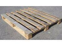 Free wooden pallets (3 available)
