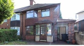 House to Rent in Harborne ideal for Professionals