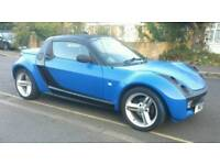 Mercedes Smart Roadster Brabus 0.7 Auto With Private Plate