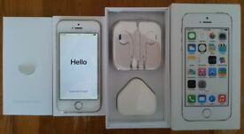 Apple iPhone 5s 16gb, Gold, (unlocked)