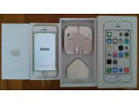 Apple iPhone 5s 16gb, Gold, (unlocked)