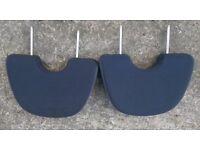 honda jazz 2001-2005 all four headrest front & rear