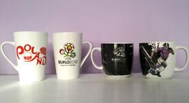 Souvenir Mug Limited Edition EURO 2012 BRAND NEW
