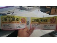 Tickets to sold out Courteeners/Blossoms/Charlatans gig