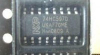 74hc597 Sop-16 8-bit Shift Register With Input Usa Ship