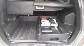 Nissan X-Trail car boot drawer/storage unit