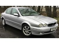 Jaguar X-Type Saloon 2.0 D SE 4dr Diesel Full Leather Interior Luxury Motoring At Amazing Prices!