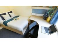 STUDENT ROOM TO RENT IN PRESTON. PRIVATE ROOM WITH PRIVATE BATHROOM AND SHARED KITCHEN.