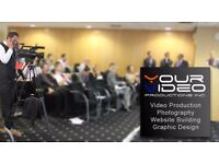 Video Production & Photographer East Midlands. Your Video Productions 360 VR Video
