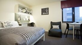 Double room in student accomodation