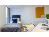 STUDENT ROOM TO RENT IN NOTTINGHAM. EN-SUITE AND STUDIO WITH PRIVATE ROOM, BATHROOM AND STUDY SPACE
