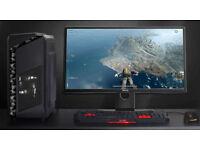 AMD Ryzen 5 Quad Core 3.2 GHz ASUS RX 560 Strix Gaming PC Desktop 8GB DDR4 Win10 Home