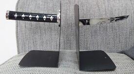 K-atana novelty magnetic bookends - novelty gift idea
