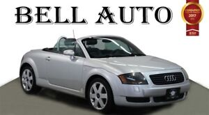 2001 Audi TT LEATHER BOSE SOUND SYSTEM