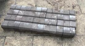 High quality block paving edging blocks