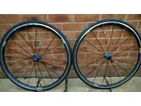 Mavic ksyrium elite road wheels