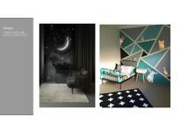 Artist ( Interior design mural painting,Traditional painting, ,Street art, Graffiti)