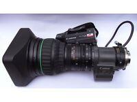 Canon J15-IF Pro Video lens