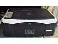HP Deskjet F2180 All-in-One Inkjet Printer: DEFECTIVE