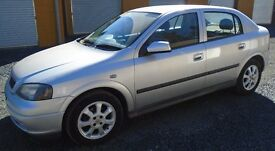 """2005/05 Vauxhall Astra 1.4 Enjoy 16v""""SPARE AND REPAIRS""""not focus,307,corsa,fiesta,golf,vectra"""