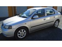 "2005/05 Vauxhall Astra 1.4 Enjoy 16v""SPARE AND REPAIRS""not focus,307,corsa,fiesta,golf,vectra"