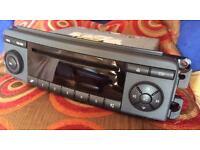Mercedes Smart Car Radio