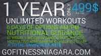 Transform your Health & Fitness - Reveal your Inner Athlete