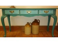 Lovely Hall/Console Table - Shabby Chic - Seller Refurbished