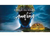 Cirque Du Soleil Tickets £66 (Tuesday 24th January 2016)