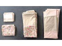 Double Duvet covers, valance & Pillow Cases Dorma Chrysanthemum
