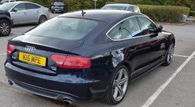 Audi A5 SPORTBACK S LINE - - - - 78k - - full Audi Service History