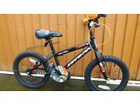 "Boys 16"" bike in good condition."
