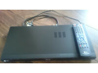 LG Blue-Ray Player 1080p with memory stick insert