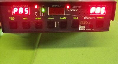 Kustom Signals Golden Eagle Ii Mobile Traffic Radar System Z16