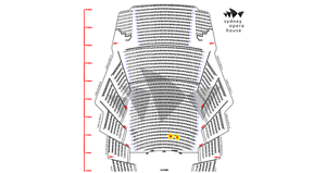 STALLS ROW E 28/29 2 x Kasabian Tickets @ Sydney Opera House Sydney City Inner Sydney Preview