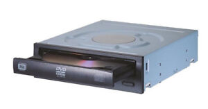 Lite-On 24x SATA DVD+/-RW Dual Layer DVD Burner Multi Recorder iHAS 124-04 Black