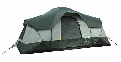 Tahoe Gear Olympia 10 Person 3 Season Family Camping Cabin Tent | TGT-OLYMPIA-10 3 Season Tent Tents
