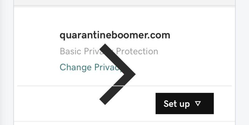 Domain Name For Sale Quarantineboomer.com Corona 2020  2021